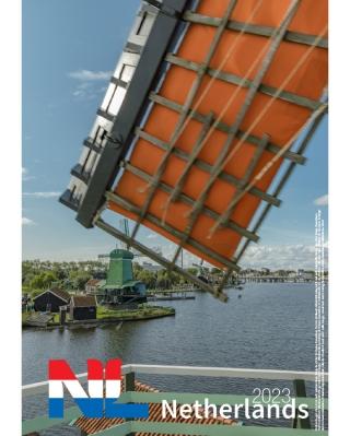 Nederland Kalender Voorblad