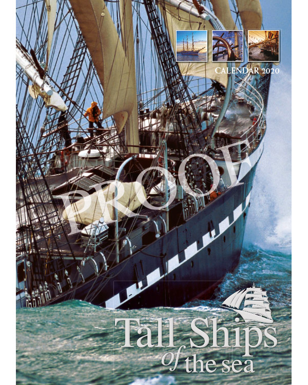 Tall Ships Voorblad